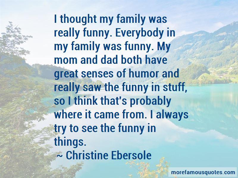 Christine Ebersole Quotes Pictures 4