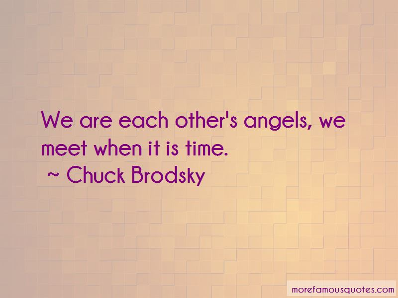 Chuck Brodsky Quotes Pictures 2