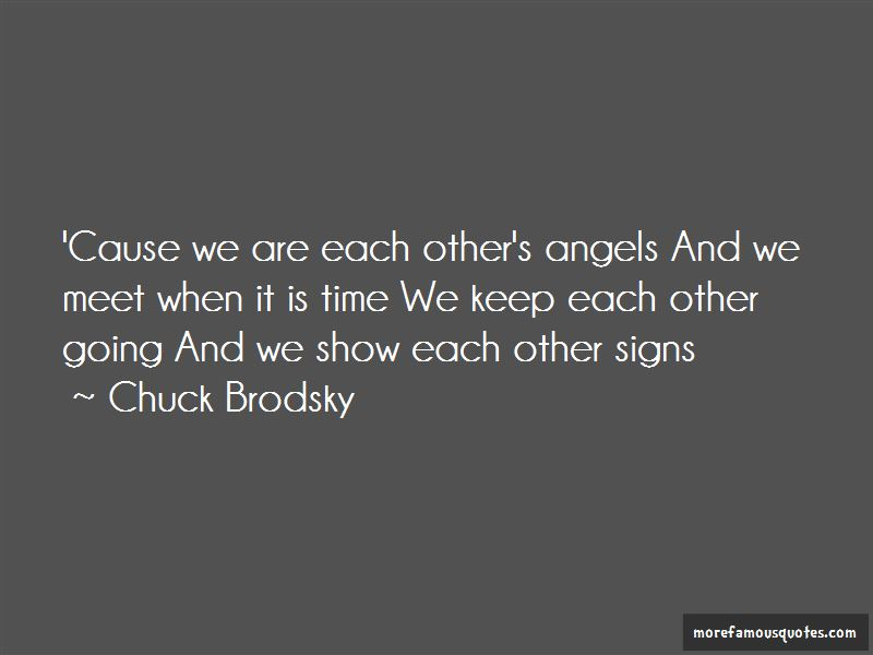 Chuck Brodsky Quotes