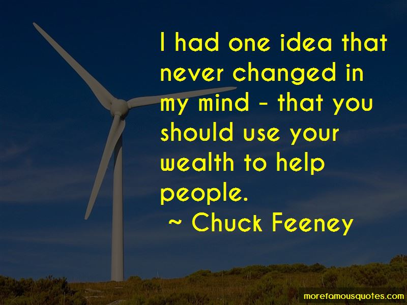 Chuck Feeney Quotes Pictures 4