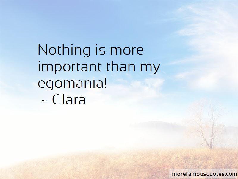 Clara Quotes Pictures 2