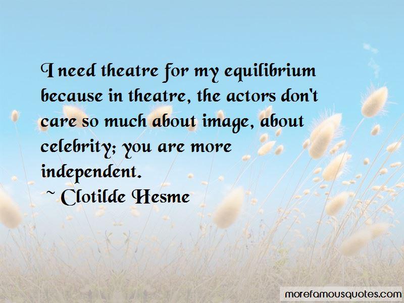 Clotilde Hesme Quotes Pictures 4