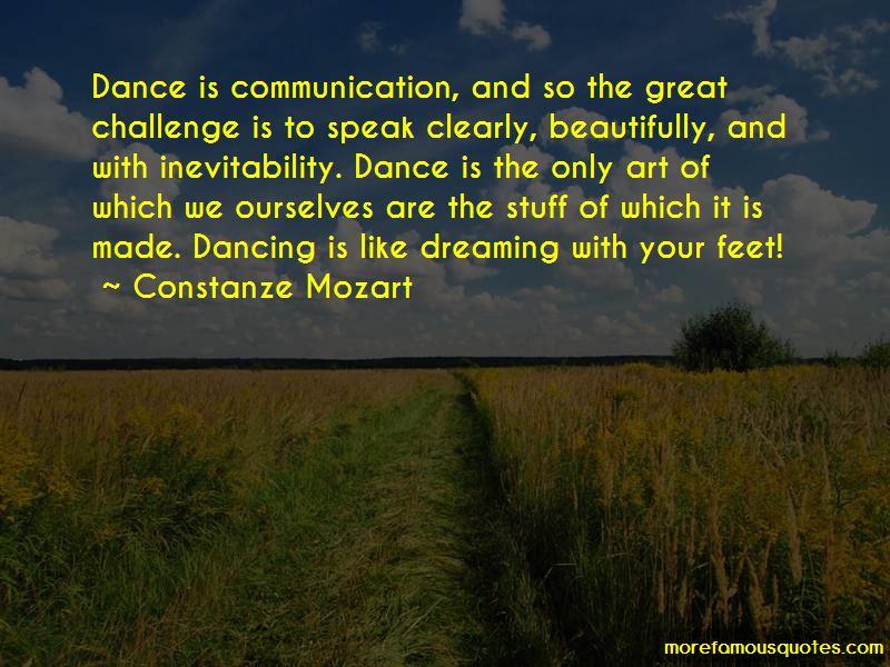 Constanze Mozart Quotes