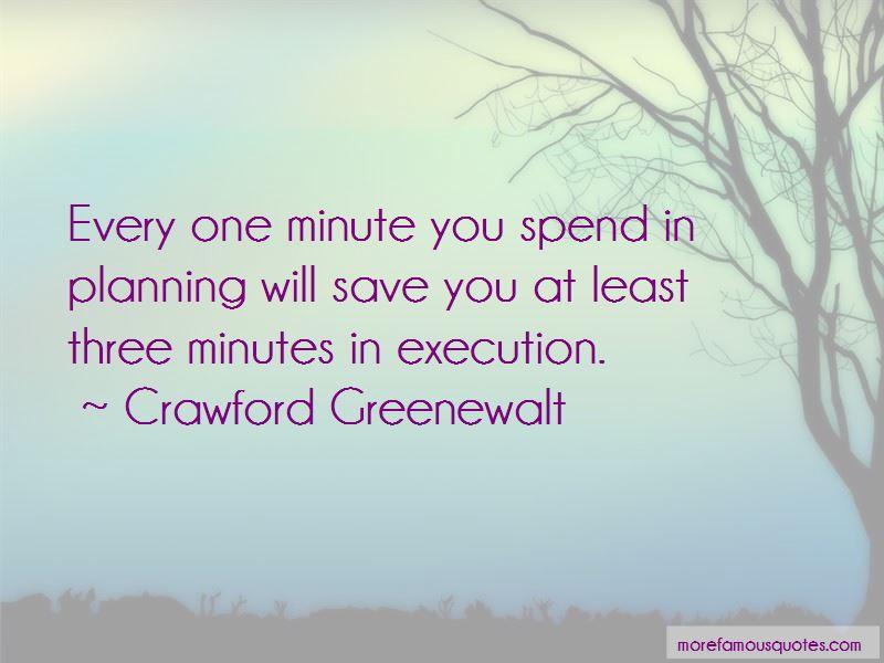 Crawford Greenewalt Quotes