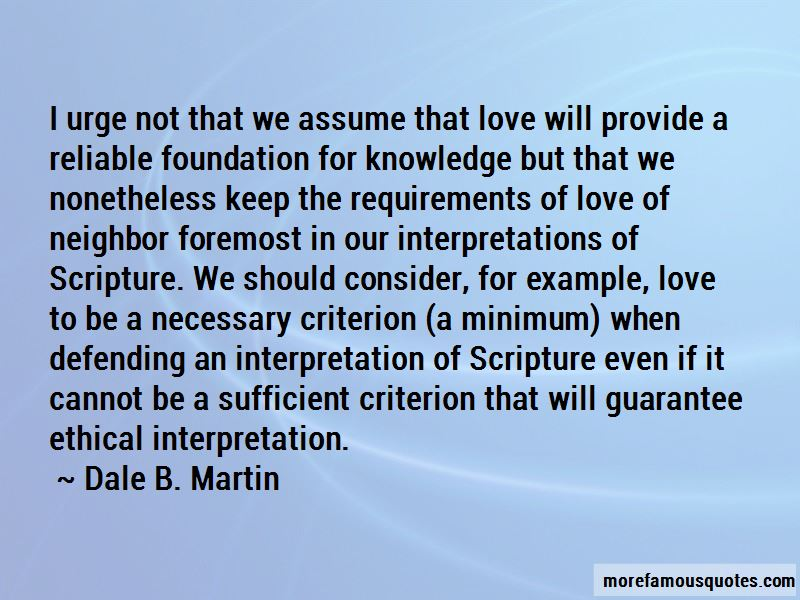 Dale B. Martin Quotes Pictures 2