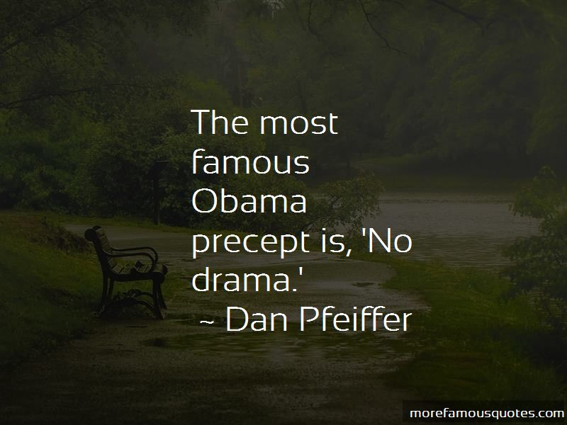 Dan Pfeiffer Quotes Pictures 2