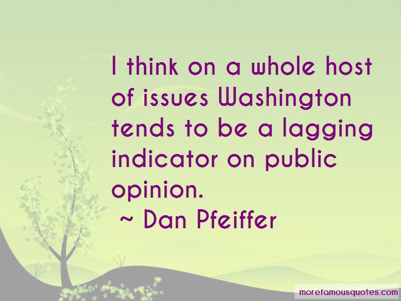 Dan Pfeiffer Quotes Pictures 3