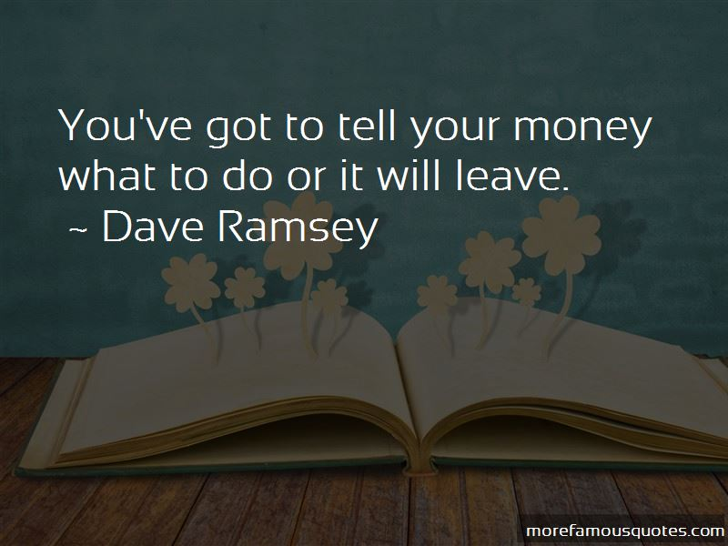 Dave Ramsey Quotes Pictures 3