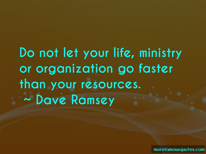 Dave Ramsey Quotes Pictures 4