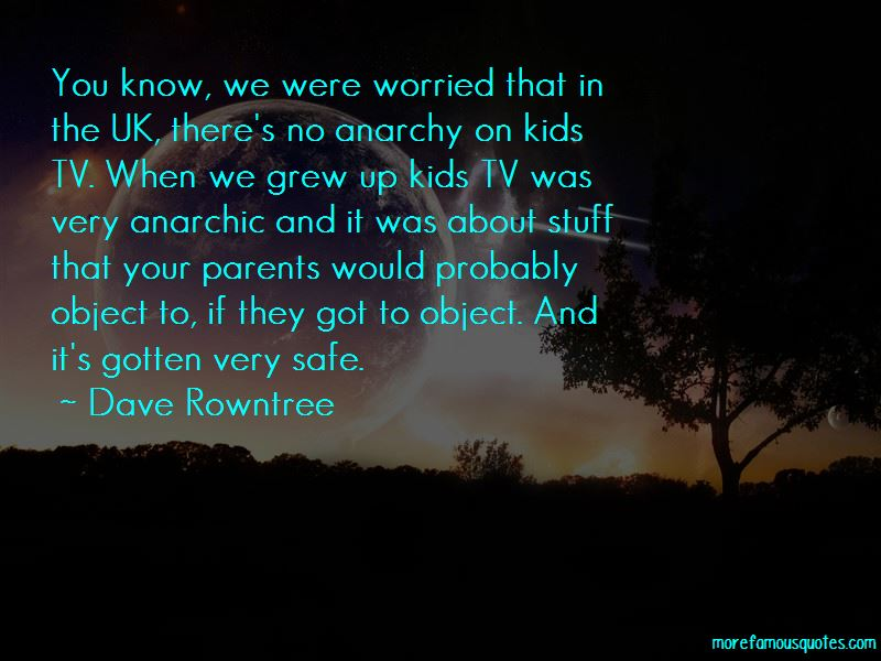 Dave Rowntree Quotes Pictures 3