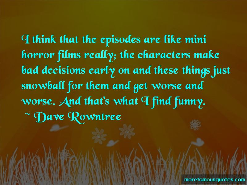Dave Rowntree Quotes