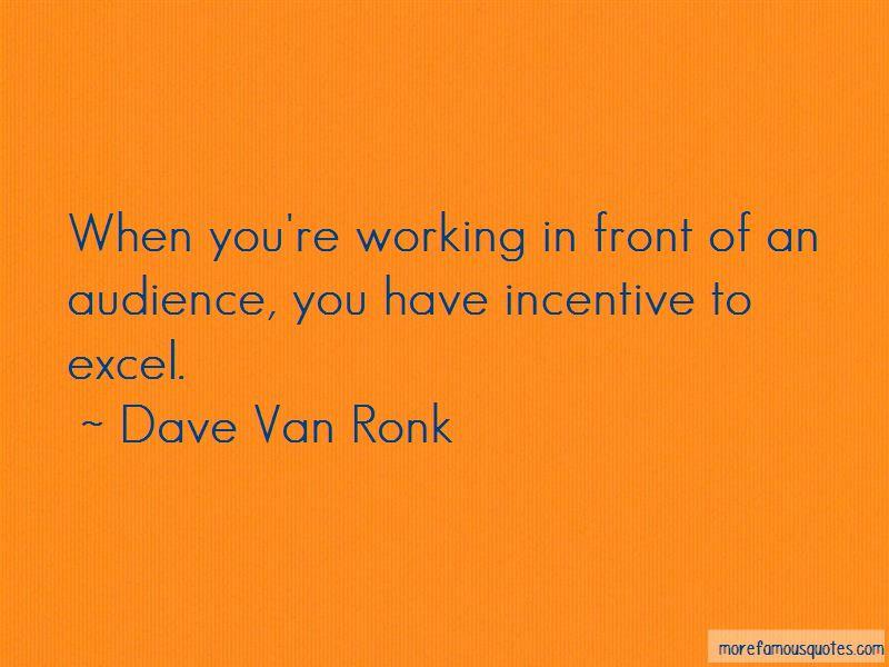 Dave Van Ronk Quotes Pictures 4