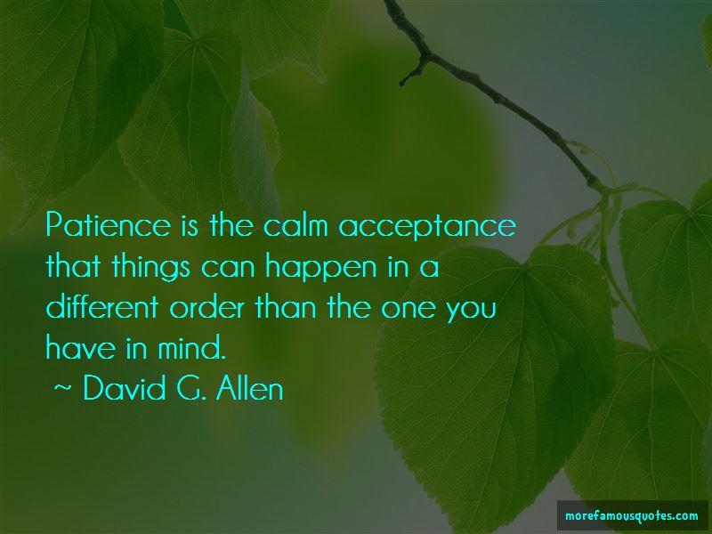 David G. Allen Quotes Pictures 2