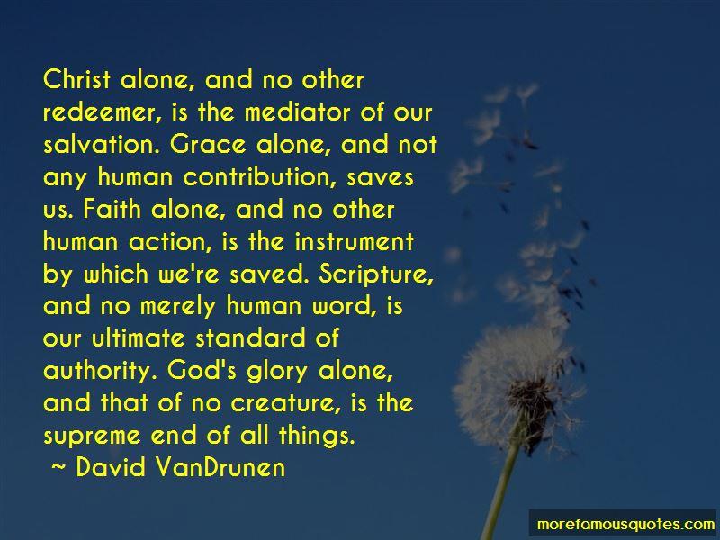 David VanDrunen Quotes Pictures 2