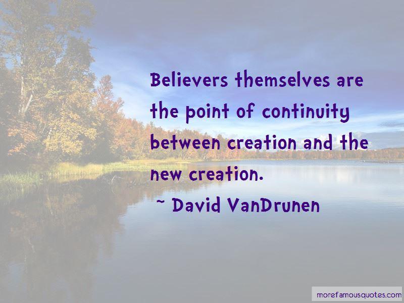 David VanDrunen Quotes Pictures 4
