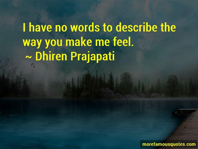 Dhiren Prajapati Quotes Pictures 2