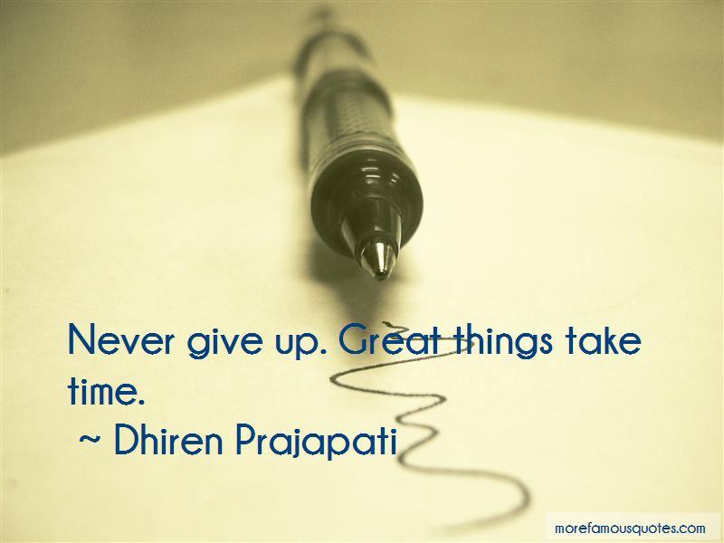 Dhiren Prajapati Quotes Pictures 3