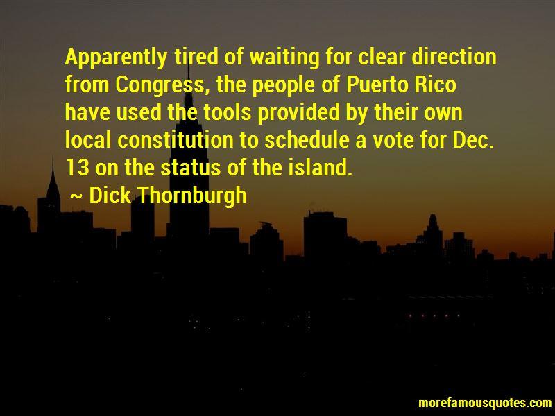 Dick Thornburgh Quotes Pictures 3