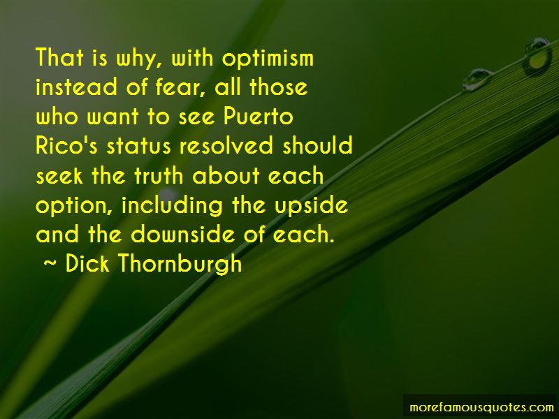 Dick Thornburgh Quotes Pictures 4