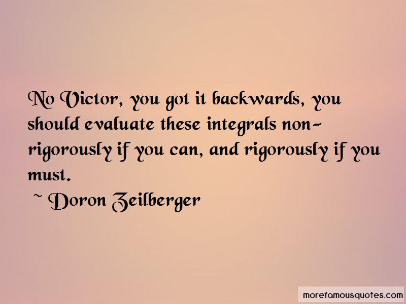 Doron Zeilberger Quotes Pictures 2