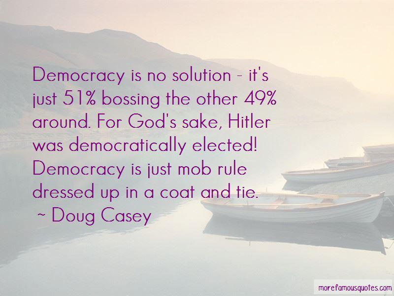 Doug Casey Quotes