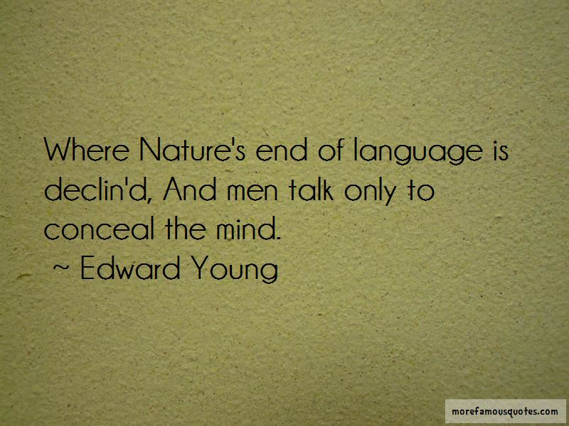 Edward Young Quotes Pictures 4