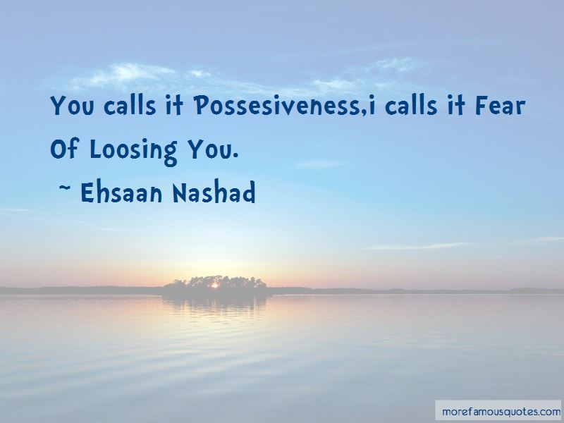 Ehsaan Nashad Quotes