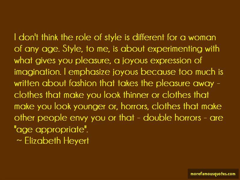 Elizabeth Heyert Quotes Pictures 4