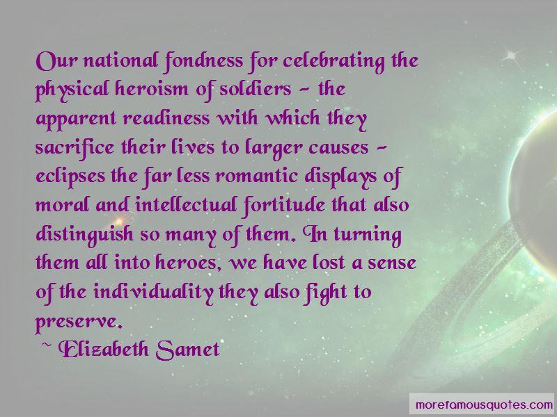 Elizabeth Samet Quotes Pictures 2