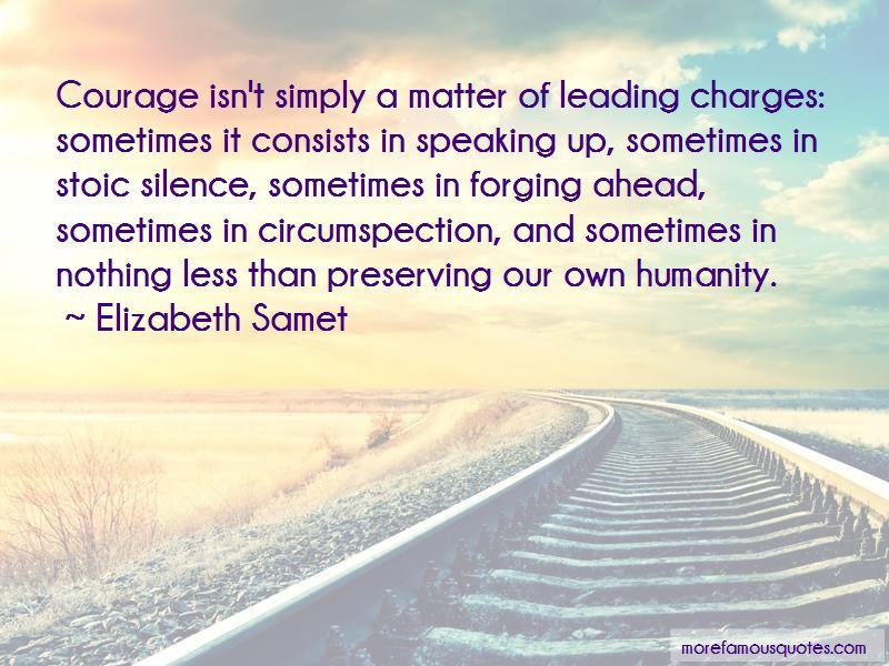 Elizabeth Samet Quotes Pictures 3