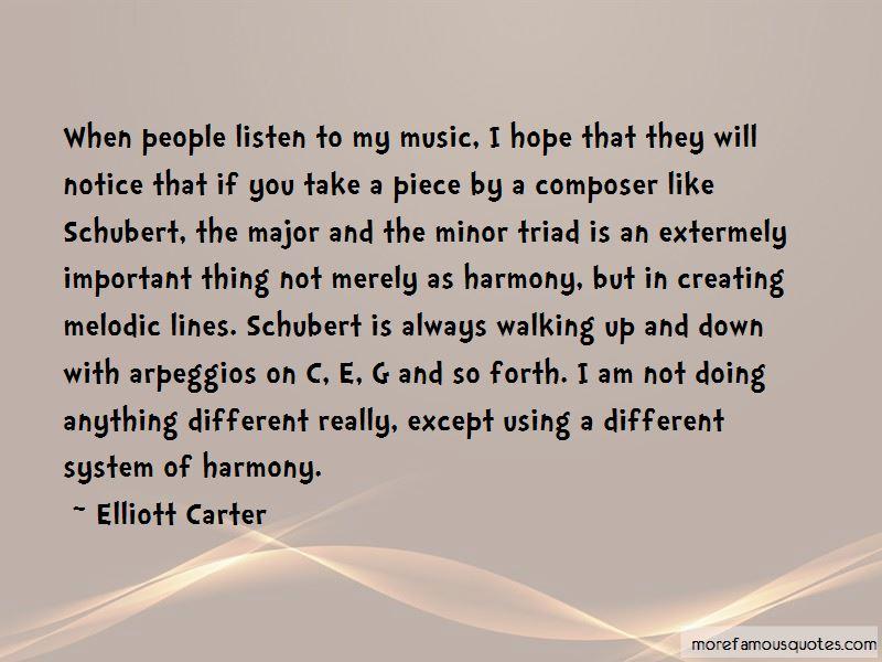 Elliott Carter Quotes Pictures 3
