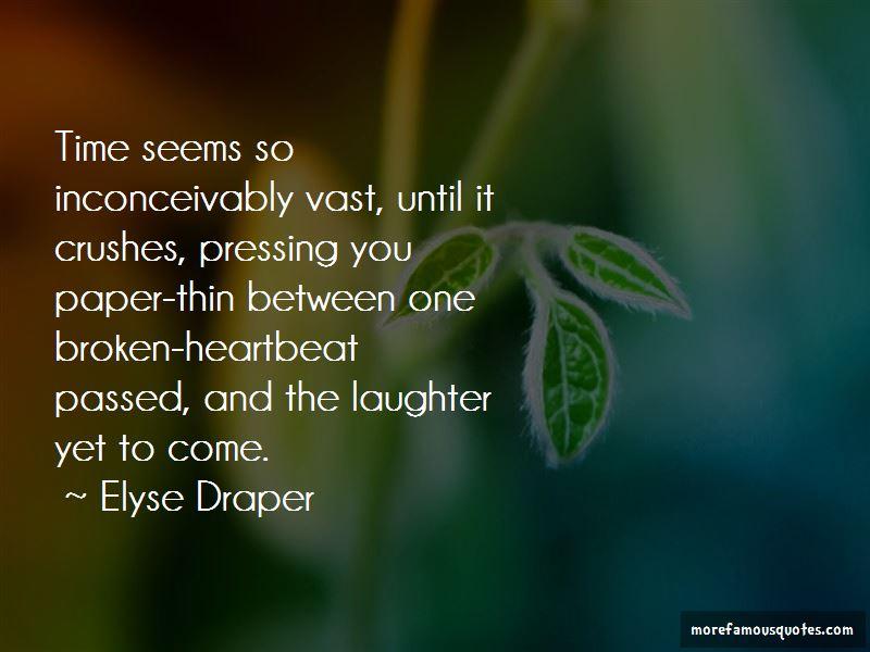 Elyse Draper Quotes Pictures 2