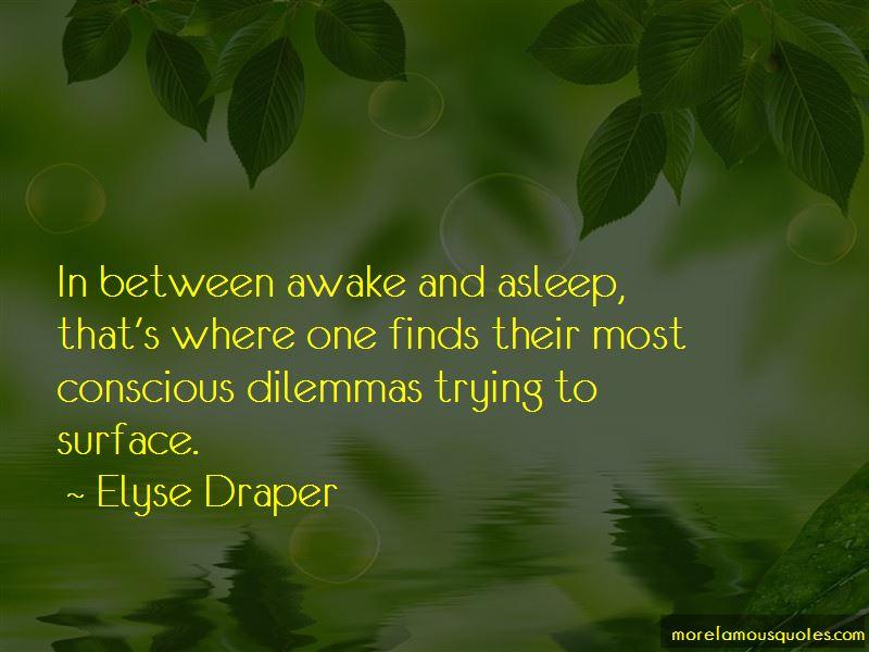 Elyse Draper Quotes Pictures 3