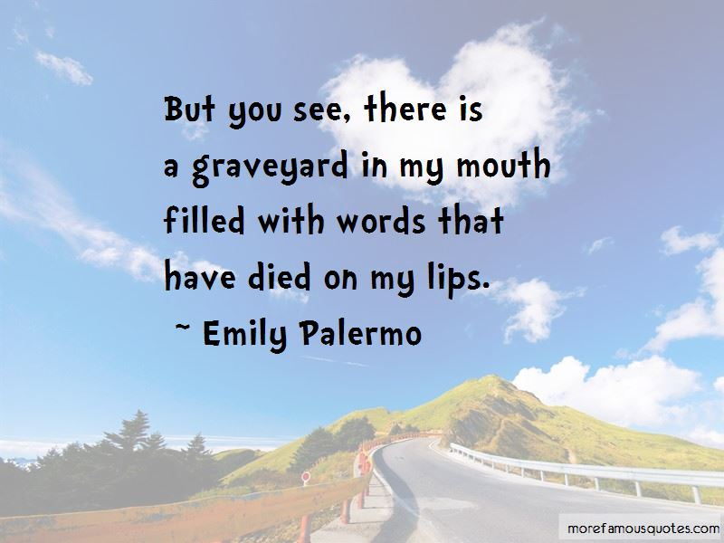 Emily Palermo Quotes Pictures 3