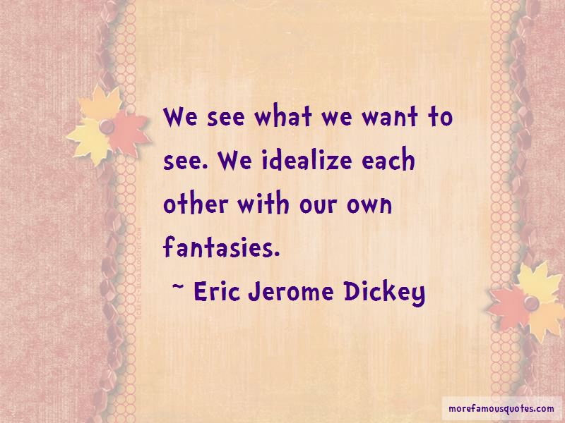 Eric Jerome Dickey Quotes Pictures 3