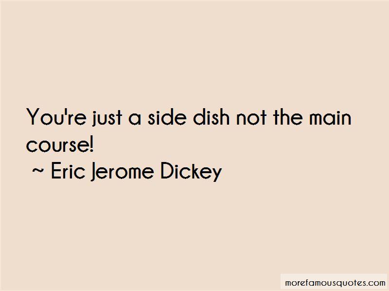 Eric Jerome Dickey Quotes
