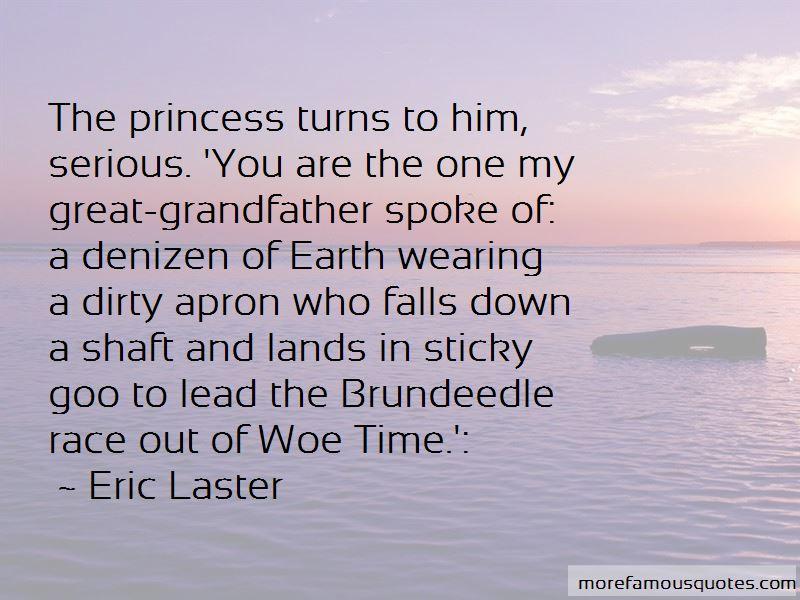 Eric Laster Quotes