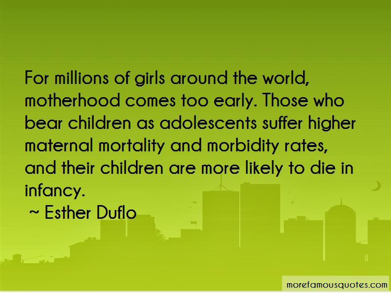 Esther Duflo Quotes Pictures 2