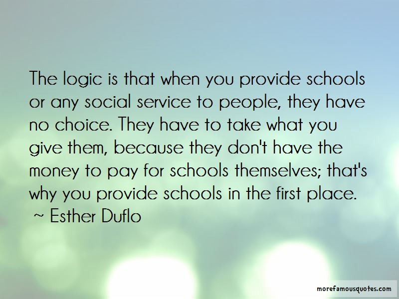 Esther Duflo Quotes Pictures 3