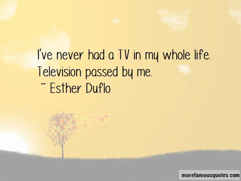 Esther Duflo Quotes Pictures 4