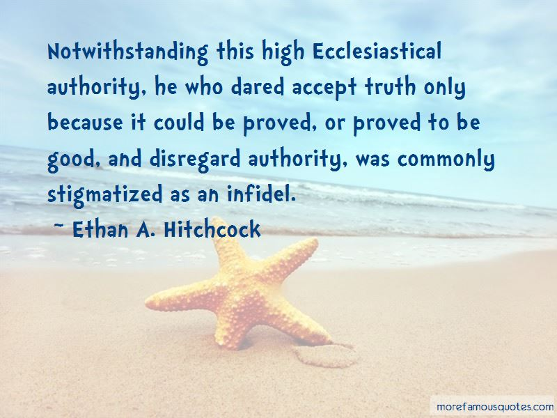 Ethan A. Hitchcock Quotes Pictures 2