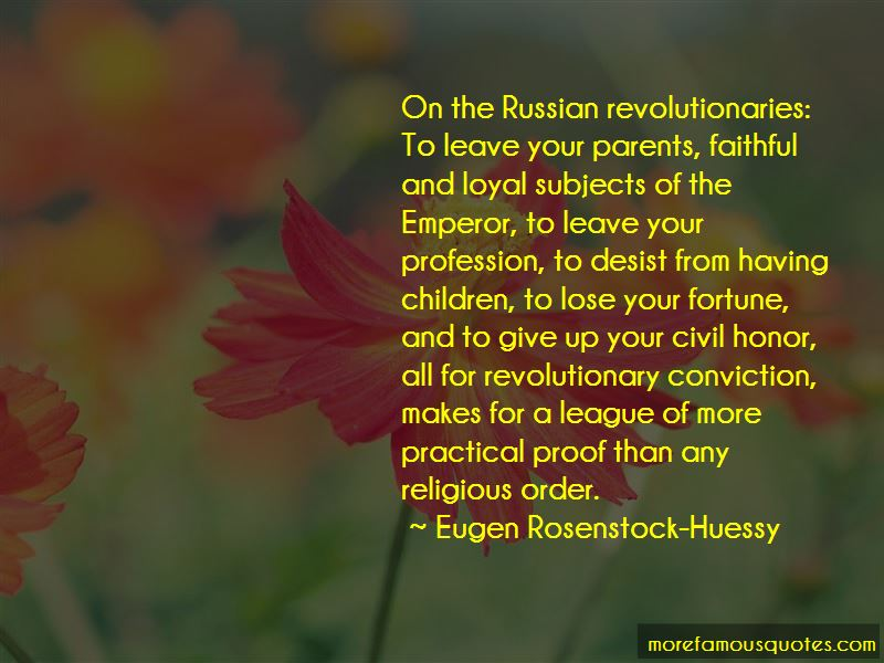 Eugen Rosenstock-Huessy Quotes Pictures 3