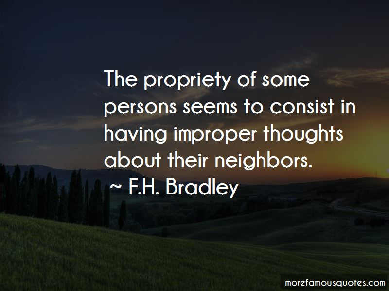 F.H. Bradley Quotes Pictures 2