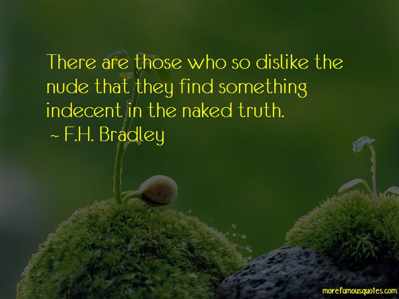 F.H. Bradley Quotes Pictures 3