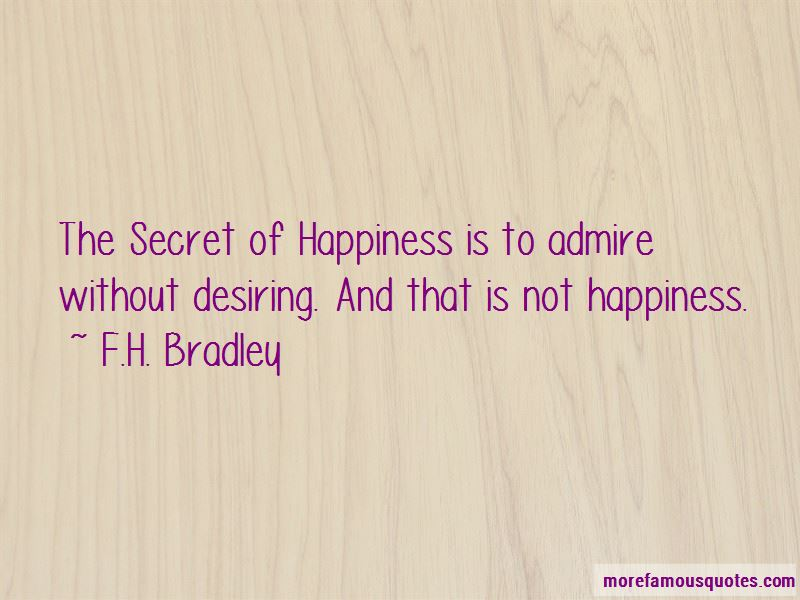 F.H. Bradley Quotes Pictures 4
