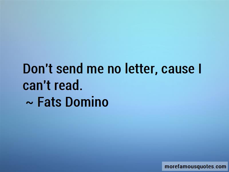 Fats Domino Quotes Pictures 4