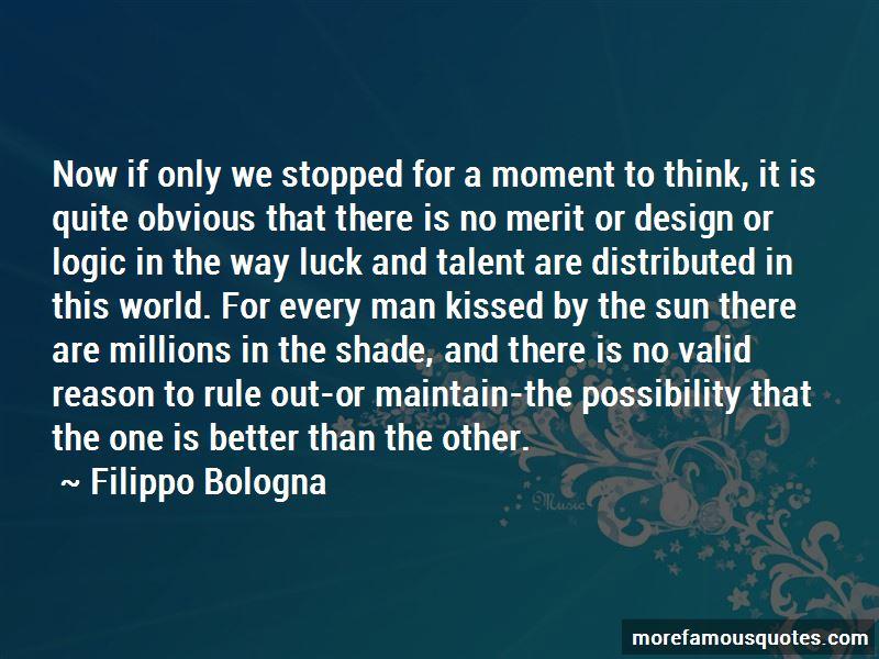 Filippo Bologna Quotes Pictures 4