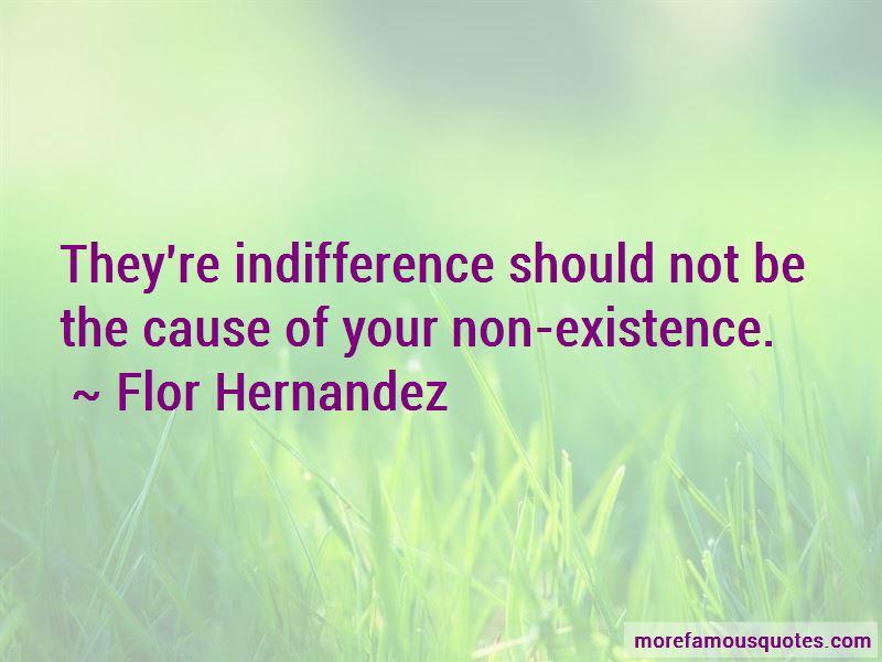 Flor Hernandez Quotes