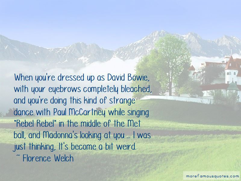 Florence Welch Quotes Pictures 4