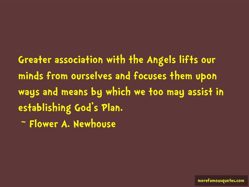 Flower A. Newhouse Quotes Pictures 2